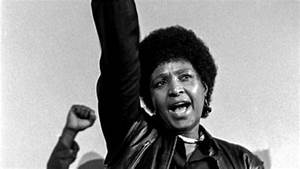 Winnie Mandela anti-apartheid leader and former wife of Nelson Mandela has died