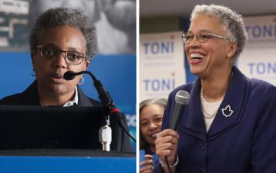 Chicago, 33% Black has 2 Black female Mayoral finalist; Detroit is 85% Black