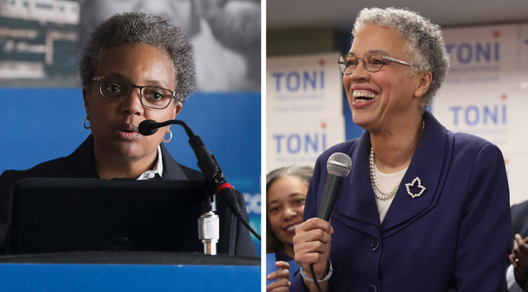 Chicago, 33% Black has 2 Black female Mayoral finalist; Detroit is 85% Black