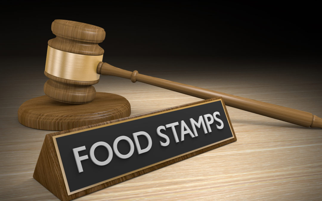 Trump's food stamp cuts to start soon and who will be hurt the most are the single White males who love him
