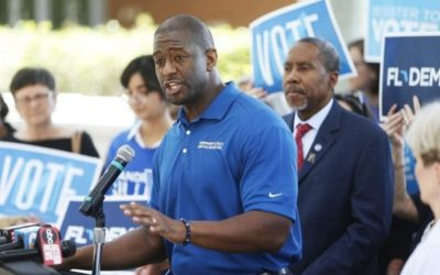 Andrew Gillum to Seek Treatment, Withdraws From Public