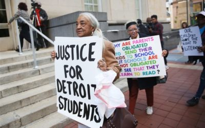 Michigan Settles Suit after Landmark 'Right to Read' Ruling